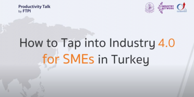 How to Tap into Industry 4.0 for SMEs in Turkey