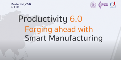 Productivity 6.0: Forging ahead with Smart Manufacturing