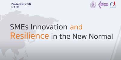 SME Innovation and Resilience in the New Normal